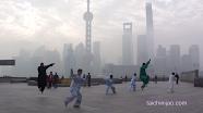 SHANGHAI: Tai Chi Chuan Social o del Pueblo