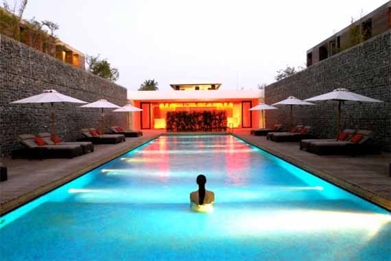 Luxury alila cha am resort in thailand by duangrit bunnag - Luxury hotels in madrid with swimming pool ...