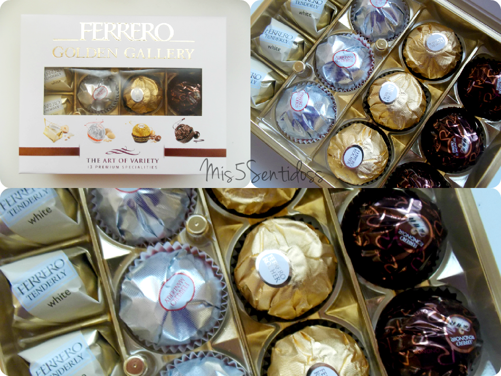 Degustabox ferrero golden gallery