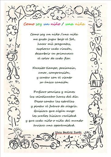 Poemas Para Maestros De Ninos