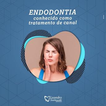 Leandro Szatkowski Odontologia é o lugar certo - Centro - Turvo - PR.