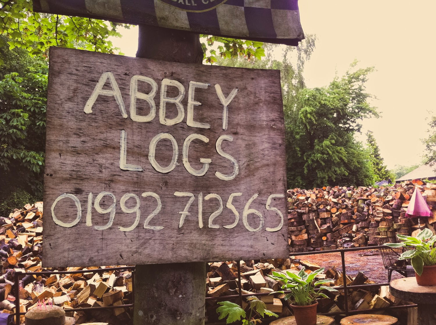 Waltham abbey logs