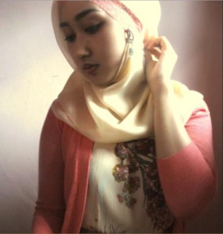 Foto Jilbab Tidak Pakai Celana