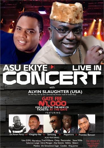 alvin slaughter nigeria
