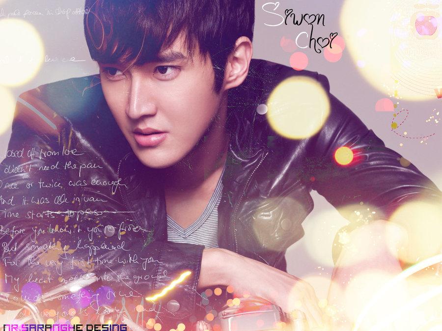 model choi siwon kissing choi siwon suju siwon super junior choi siwon