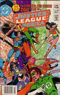 Liga de la Justicia Comics