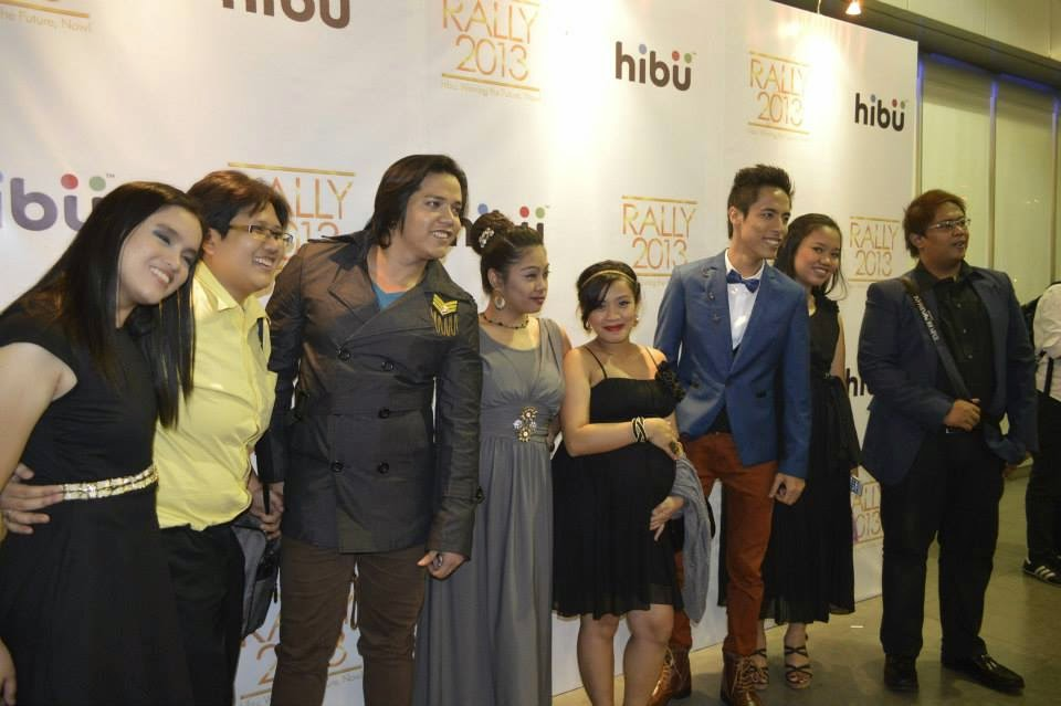 HIBU RALLY 2013