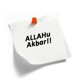 Allahu Akbar Wallpapers