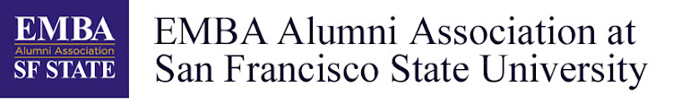 EMBA Alumni Association at SF State