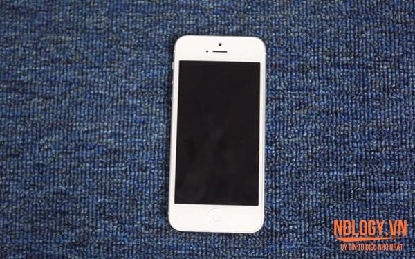 iPhone 5 chưa active trôi bảo hành