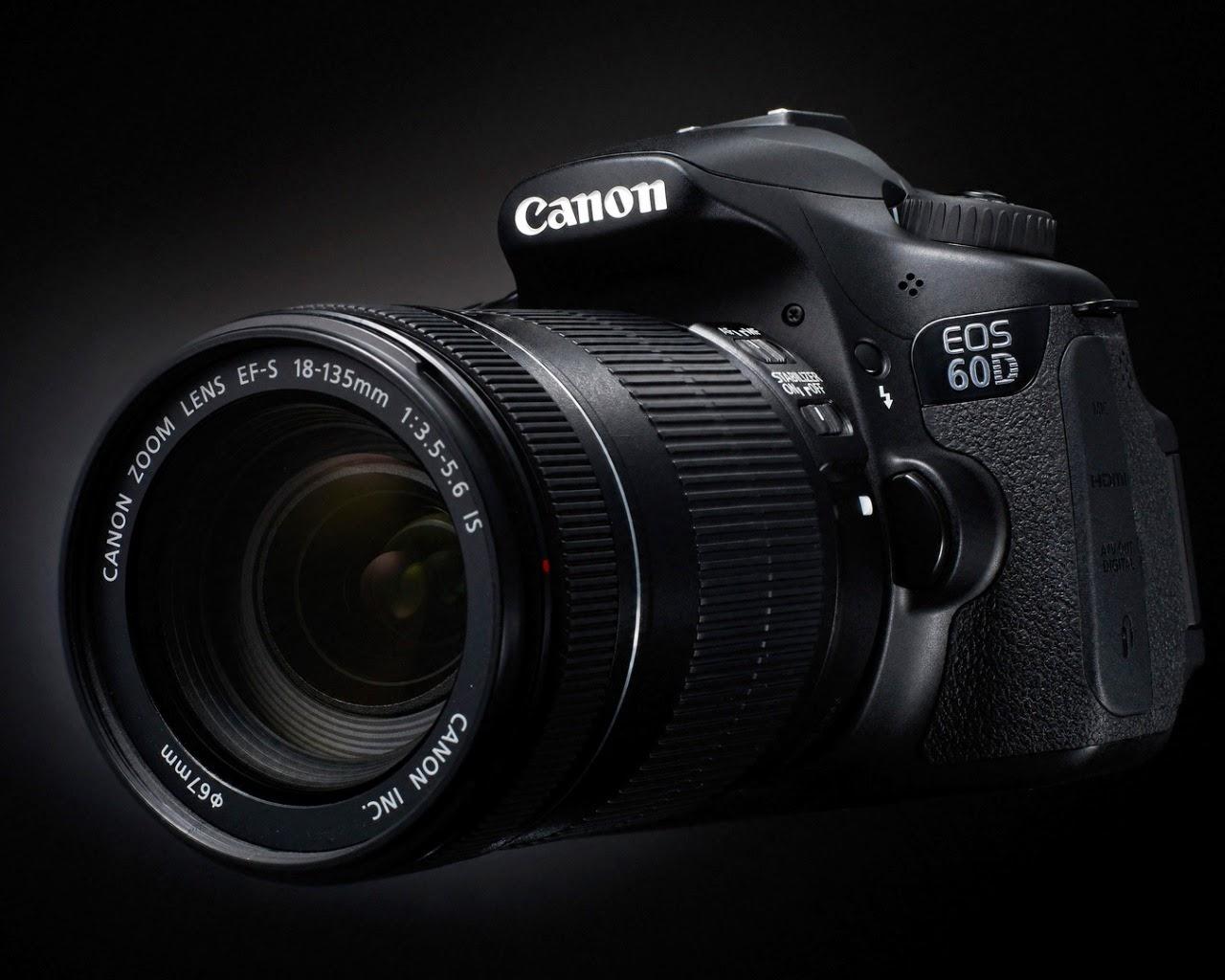 Canon eos 60d camera for 600