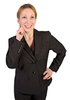 Pale coloured blouse - Be prepared for success for interview - JobTestPrep's Blog