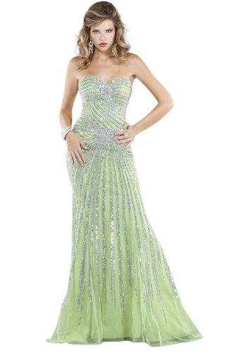 Jovani Elegant Long Sequin Gown 4343 Jovani Dresses Jovani Prom