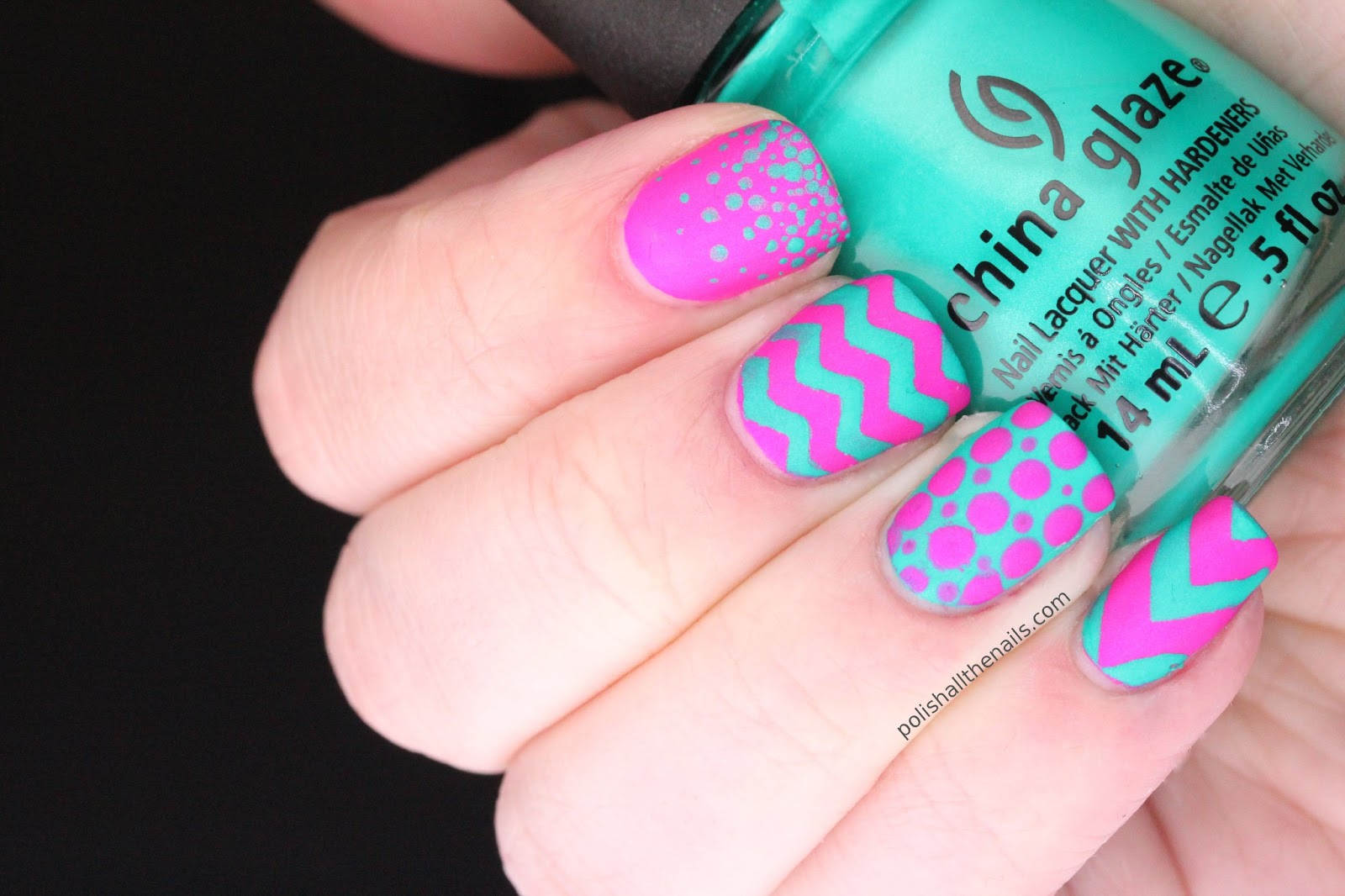 Nail Art: Brace Yourselves, This is a Bright One!