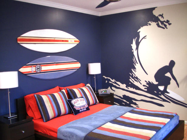 Designs For Teenage Bedrooms