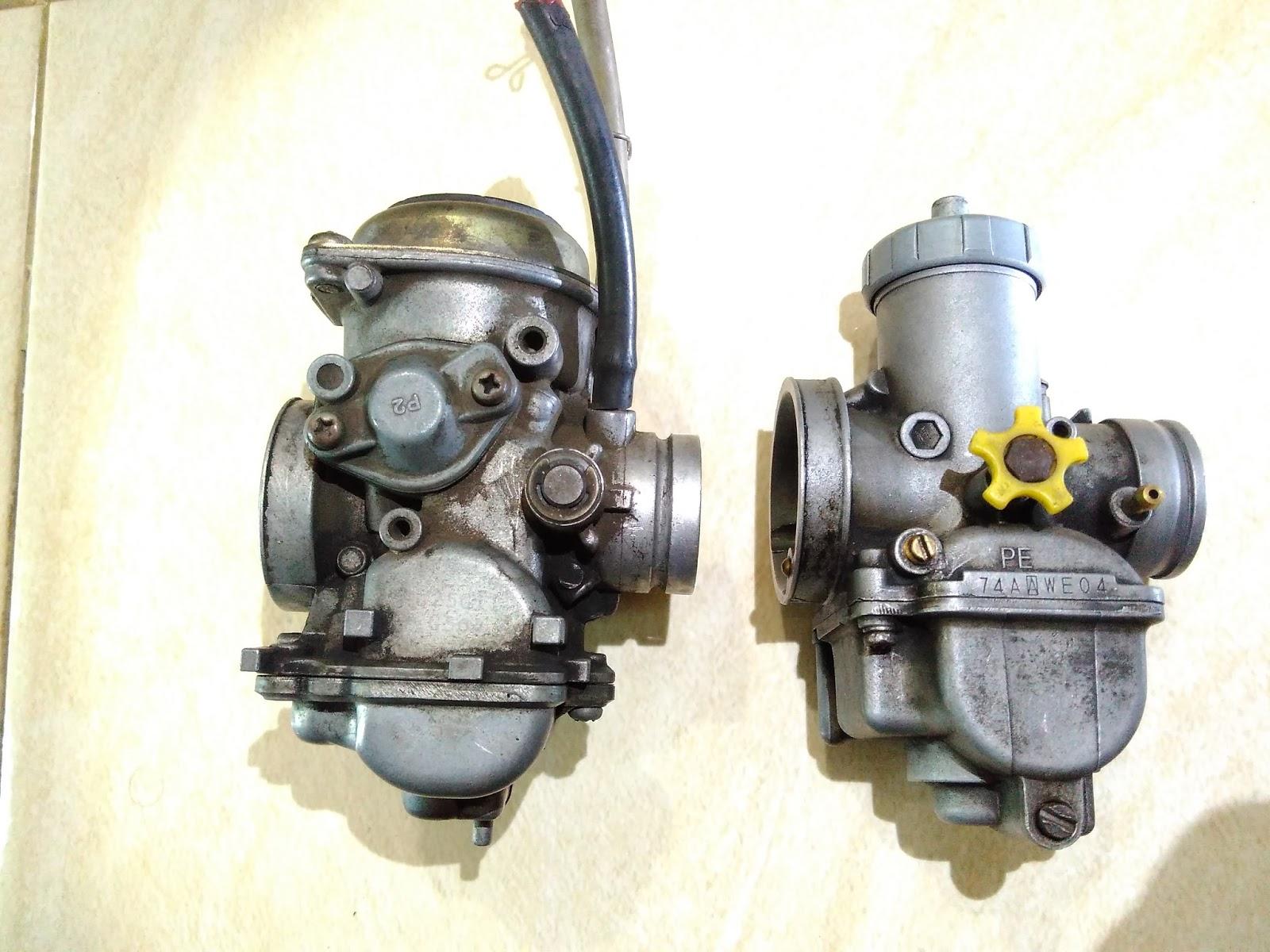 Karburator PE 26 Ride It