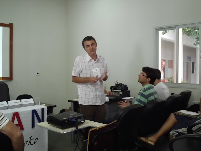 Prof. Haloysio Siqueira: Comércio Justo