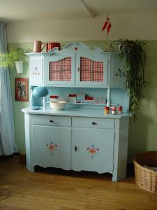 Schwäche für alte Möbel