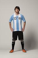 """la Pulga"" Lionel Messi"