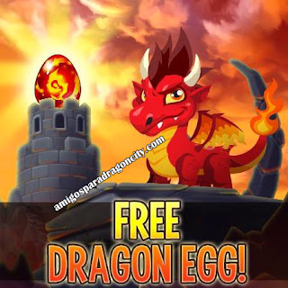 imagen de gana un dragon gratis de dragon city