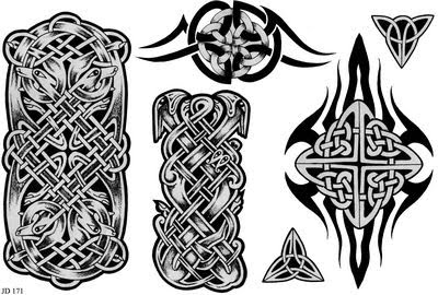 elblogdelosoteddy: Meaning of Celtic Tattoos Designs