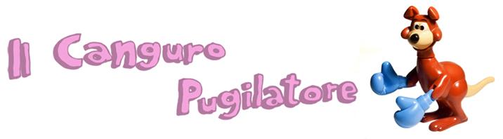 IL CANGURO PUGILATORE