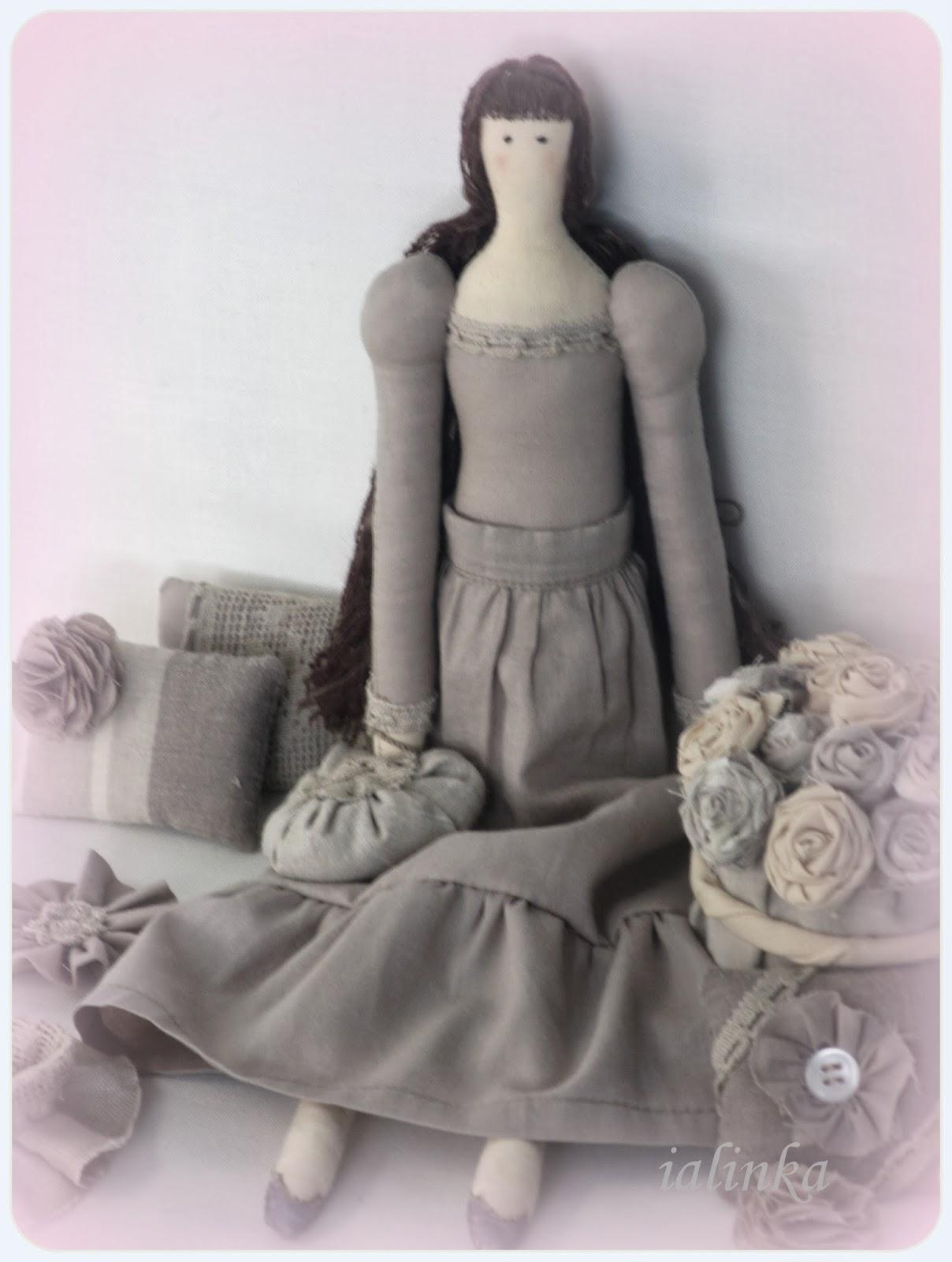 тильда кукла своими руками