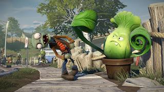 plants vs zombies garden warfare screen 1 E3 2013   Plants vs. Zombies: Garden Warfare (X360/XO)   Logo, Artwork, Screenshots, Trailer, & Press Release