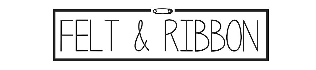 felt&ribbon