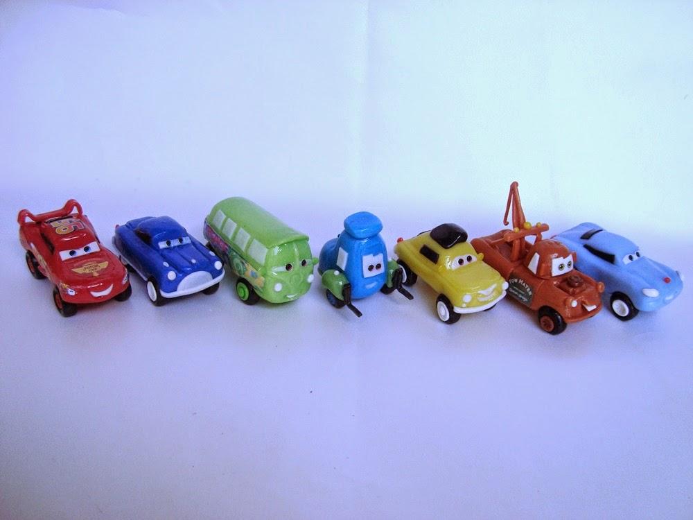 carros disney de biscuit