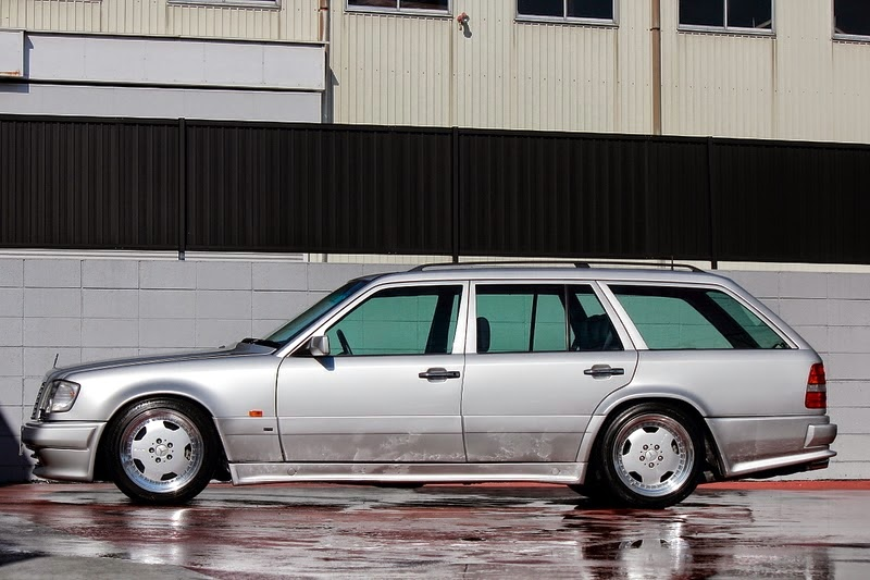 Mercedes benz w124 e500t amg benztuning for Mercedes benz e500 station wagon