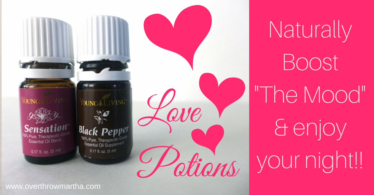 Diy Love Potions to Support a