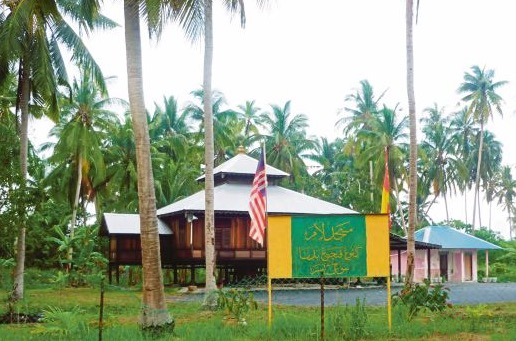 Misteri Masjid Jin di Sabak Bernam