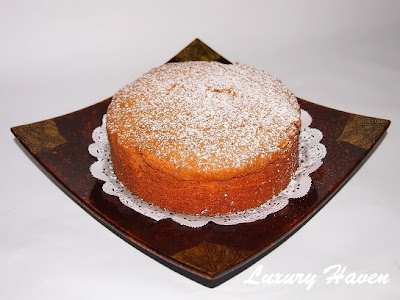 mothers day delights heaven earl grey butter cake