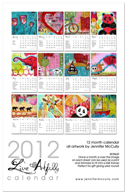 Calendar Cover Page Design : Queen of chaos