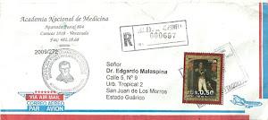 CARTA DE LA ACADEMIA NACIONAL DE MEDICINA