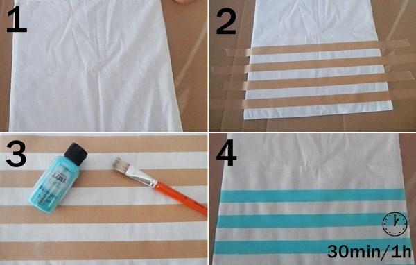DIY : Tote bag marin ancre