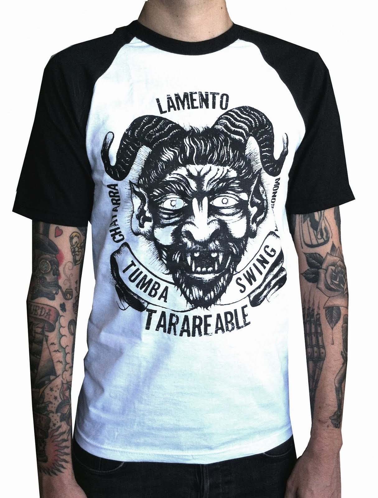 camiseta Tumba Swing