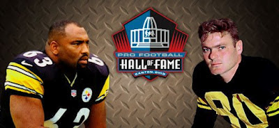 Jack Butler, Dermontti Dawson, Hall of Fame, Pro Football Hall of Fame class of 2012, Chuck Noll, Blesto