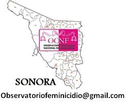 Panorama del Feminicidio en Sonora