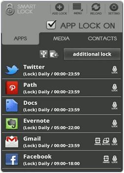 android smartlock app