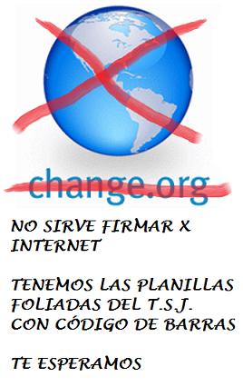 NO  SIRVE  FIRMAR  X  INTERNET