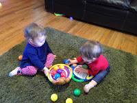 Bright Starts Play Date Spin & Giggle Puppy