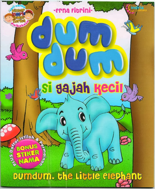 Dum Dum Si Gajah Kecil