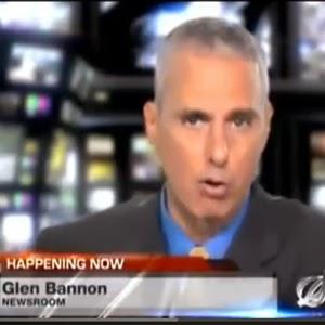 Mainstream news parody