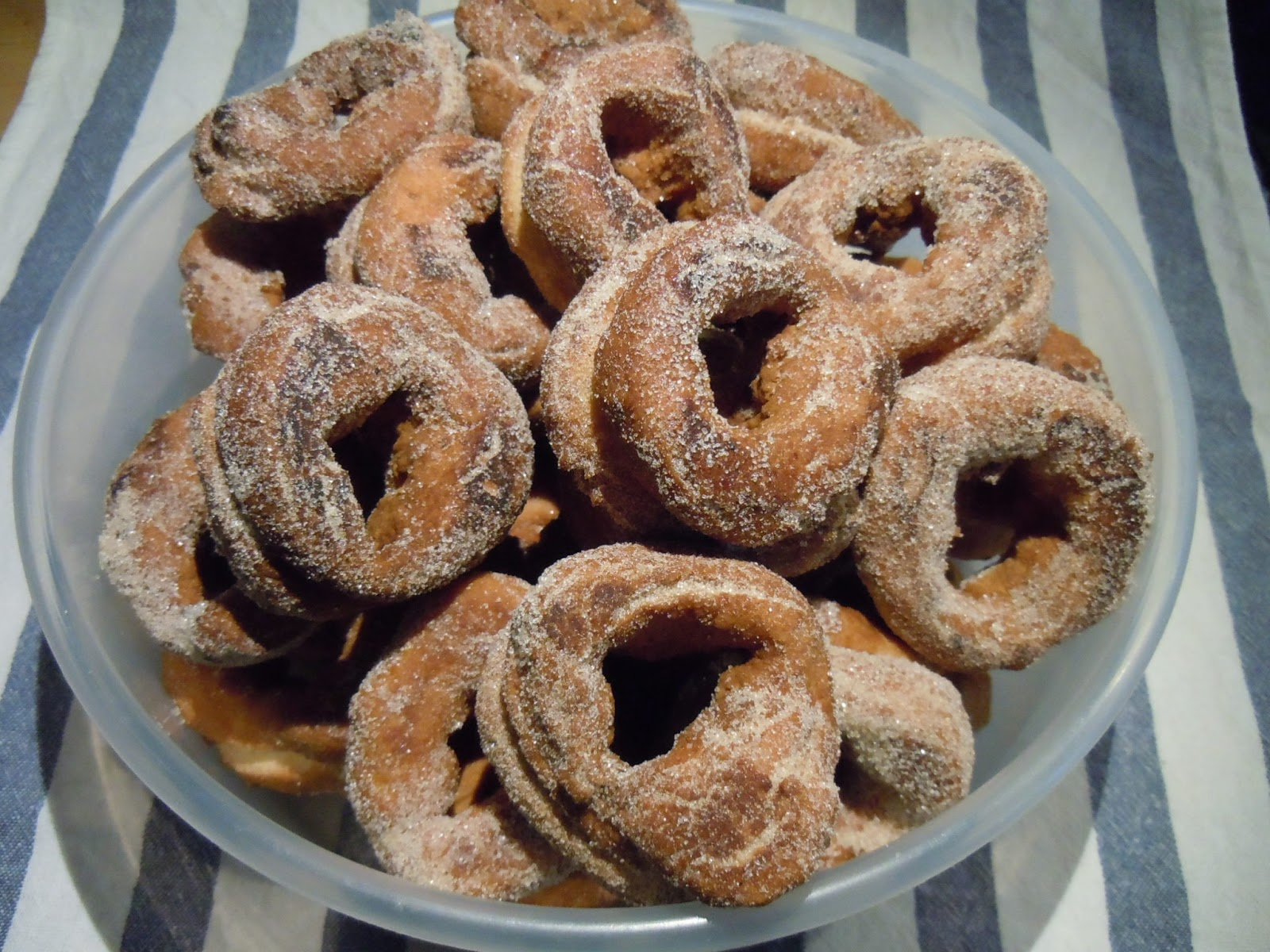 Rosquillas caseras de la abuela feli cocina for Cocina casera de la abuela