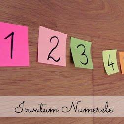 Invatam Numerele