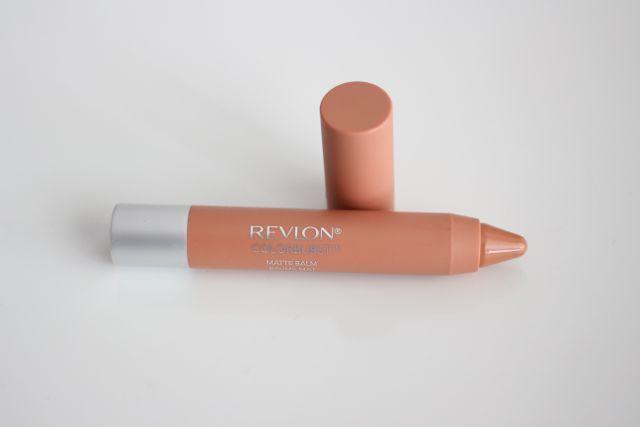 Revlon Color Burst Matte Balm Swatches in Complex