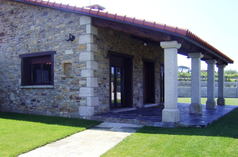 Rusticas gallegas top remodelacin de casa de piedra y - Casas rusticas galicia ...