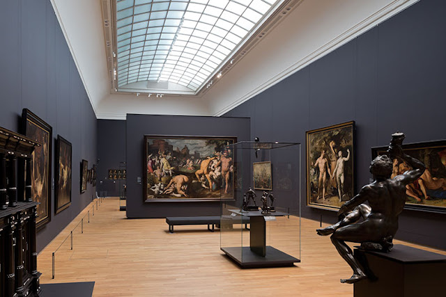 Du lịch Hà Lan ghé thăm bảo tàng Rijksmuseum